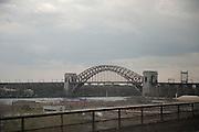 Hell Gate Bridge, New York