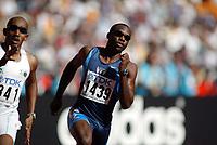 Friidrett, 23. august 2003, VM Paris,( World Championschip in Athletics),  Jerome Young, USA på 400 meter
