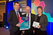 27/01/2014 SCCUL Enterprise Award<br /> Business Services<br /> Runner Up<br /> Stocktaking.ie <br /> <br /> John Lenihan (centre)SCCUL presented  Patrick McDermott and Sharon Kelly from STOCKTAKING.ie with their award. <br /> <br /> Prize is €500 cash and a business profile worth €500 in the special SCCUL Enterprise Awards supplement in the Galway Independent in March<br /> <br /> Stocktaking.ie counts stock accurately and efficiently for retailers and hospitality business throughout Ireland. They use a combination of excellent staff, efficient technology and ISO 9001:2008 certified systems of work which provides our clients with a hassle- free stocktaking experience.<br /> <br />  Photo:Andrew Downes.