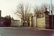 Old amateur photos of Dublin streets churches, cars, lanes, roads, shops schools, hospitals, Streetscape views are hard to come by while the quality is not always the best in this collection they do capture Dublin streets not often available and have seen a lot of change since photos were taken Dr Stephens Hospital, Nurses Home, Inner Court, Arch, James St, Patricks, Gate Building, Lodge,