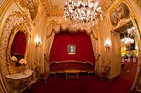 Madame Pompadour Room, Casino Baden Baden, Baden Baden, Baden-Württemberg, Germany
