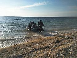 March 22, 2019 - Crimean rescuers defused two bombs  EMERCOM of Russia via globallookpress.com (Credit Image: © Russian Look via ZUMA Wire)