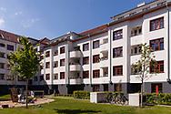 the Naumann housing estate in the district Riehl, built in the years 1927-1929, Cologne, Germany.<br /> <br /> die Naumannsiedlung im Stadtteil Riehl, in den Jahren 1927-1929 erbaut, Koeln, Deutschland.