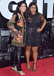 LOS ANGELES, CALIFORNIA, USA - MAY 30: Los Angeles Premiere Of Amazon Studio's 'Late Night' held at The Orpheum Theatre on May 30, 2019 in Hollywood, Los Angeles, California, United States. 30 May 2019 Pictured: Nisha Ganatra, Mindy Kaling. Photo credit: Xavier Collin/Image Press Agency/MEGA TheMegaAgency.com +1 888 505 6342