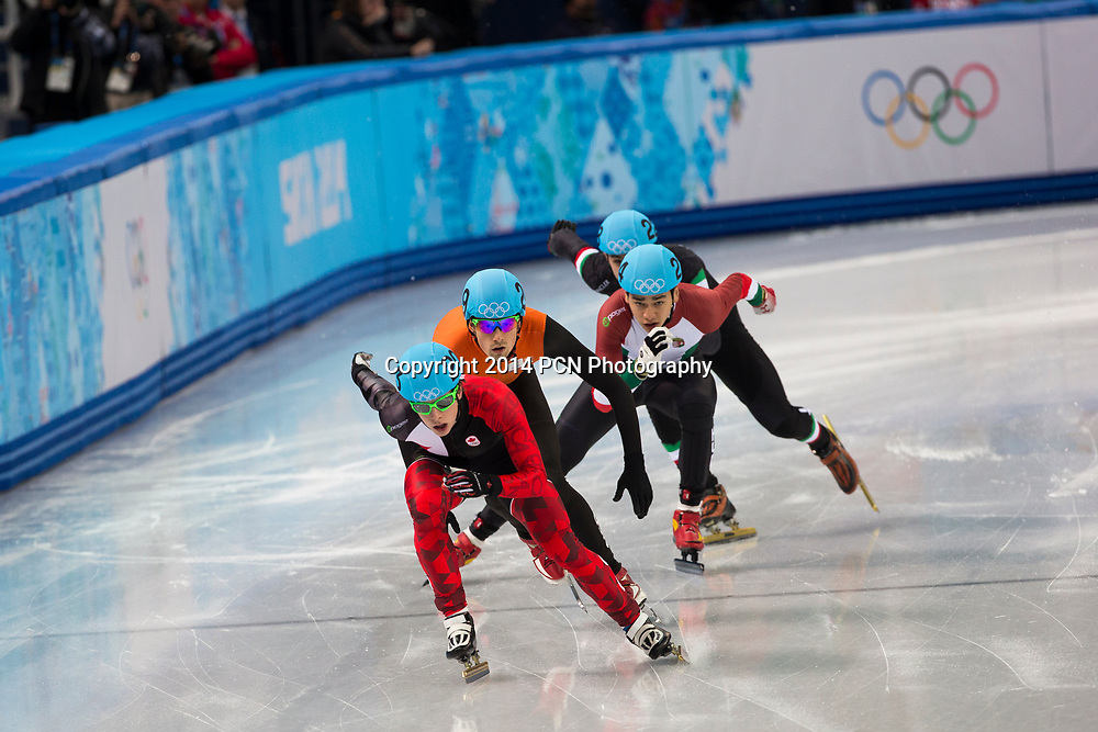 Short Track Speed Skating at the Olympic Winter Games, Sochi 2014