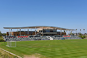 The Orange County Great Park Championship Soccer Stadium