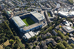 © Licensed to London News Pictures. 26/04/2016. London, UK. Chelsea Football club, Stamford Bridge, Fulham Rd, Fulham, London SW6 1HS. Photo credit: Martin Apps/LNP
