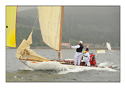 Day two of the Fife Regatta,Passage race to Rothesay.<br /> <br /> Mignon, Bob Fisher, GBR, Bermudan Sloop, Wm Fife 3rd, 1898<br /> <br /> * The William Fife designed Yachts return to the birthplace of these historic yachts, the Scotland's pre-eminent yacht designer and builder for the 4th Fife Regatta on the Clyde 28th June–5th July 2013<br /> <br /> More information is available on the website: www.fiferegatta.com