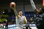 Fontecchio Simone<br /> EA7 Emporio Armani Milano - Cantine Due Palme Brindisi<br /> Poste Mobile Final Eight F8 2017 <br /> Lega Basket 2016/2017<br /> Rimini, 16/02/2017<br /> Foto Ciamillo-Castoria / M. Brondi