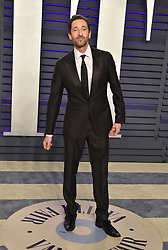 019 Vanity Fair Oscar Party hosted by editor Radhika Jones held at the Wallis Annenberg Center for the Performing Arts on February 24, 2019 in Beverly Hills, CA. © OConnor-Arroyo/AFF-USA.com. 24 Feb 2019 Pictured: Adrien Brody. Photo credit: OConnor-Arroyo/AFF-USA.com / MEGA TheMegaAgency.com +1 888 505 6342