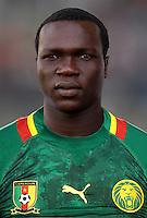 Football Fifa Brazil 2014 World Cup / <br /> Cameroon National Team - <br /> Vincent ABOUBAKAR of Cameroon