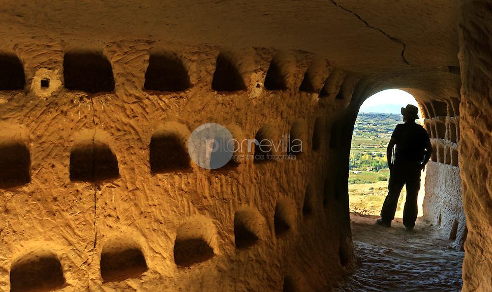 Palomar de Nalda. La Rioja ©Daniel Acevedo / PILAR REVILLA
