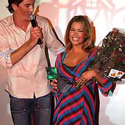 Uitreiking Simms Awards Amsterdam, Sylvie Meis