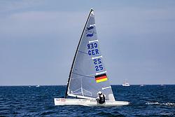 , Kieler Woche 22. - 30.06.2019, Finn M - GER 25 - Max KOHLHOFF - Norddeutscher Regatta Verein