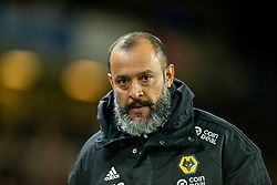 February 11, 2019 - Wolverhampton, England, United Kingdom - Nuno Manager of Wolverhampton Wanderers during the Premier League match between Wolverhampton Wanderers and Newcastle United at Molineux, Wolverhampton on Monday 11th February 2019. (Credit Image: © Mi News/NurPhoto via ZUMA Press)