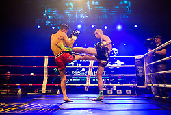 during fight event named Legends Collide, on November 17, 2018, in Arena Bonifika, Koper / Capodistria, Slovenia. Photo by Vid Ponikvar / Sportida