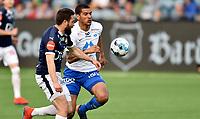 Fotball, 22, juni 2019 , Eliteserien , Strømsgodset - Molde<br /> Mounir Hamoud , SIF<br /> Ohi Omouijuanfo , Molde
