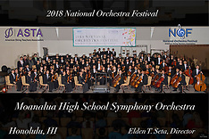 Moanalua High School Symphony Orchestra