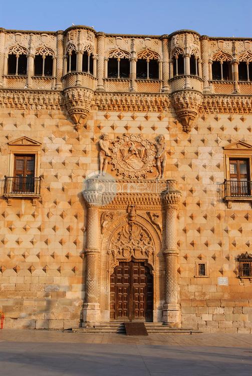 Palacio del Infantado.Guadalajara. ©Antonio Real Hurtado / PILAR REVILLA