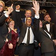 NLD/Amsterdam/20151015 - Televiziergala 2015, kandidaten Syndroom