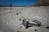 Balos Bay Pollution
