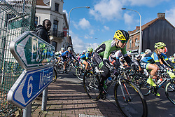 Shelley Olds - Cylance Pro Cycling - Le Samyn des Dames 2016, a 113km road race from Quaregnon to Dour, on March 2, 2016 in Hainaut, Belgium.