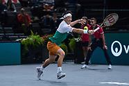 ATP Masters Paris Day 1