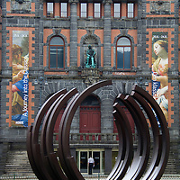 Europe, Norway, Bergen. West Norway Museum of Decorative Art and Sculpture.
