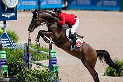 Muff Werner, SUI, Daimler<br /> World Equestrian Games - Tryon 2018<br /> © Hippo Foto - Dirk Caremans<br /> 19/09/2018