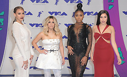 27 August  2017 - Los Angeles, California - Fifth Harmony. 2017 MTV Video Music Awards held at The Forum in Los Angeles. Photo Credit: Birdie Thompson/AdMedia