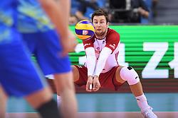 Michal Kubiak of Poland during the CEV Volleyball European Championship game Poland - Slovenia on August 30, 2017 in Krakow, Poland. (Photo by Krzysztof Porebski / Press Focus)