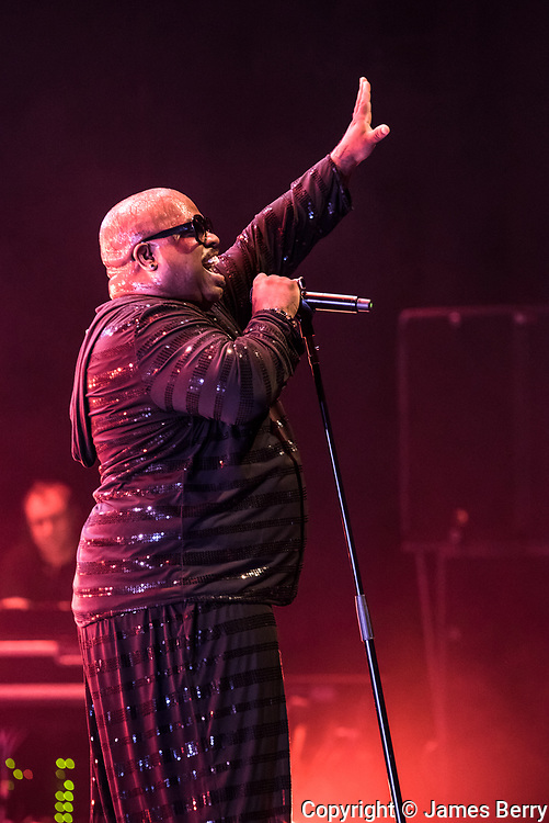 CeeLo Green performs live at the London Palladium on Thursday 26 May 2016.