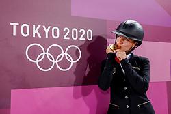 Krajewski Julia, GER<br /> Olympic Games Tokyo 2021<br /> © Hippo Foto - Dirk Caremans<br /> 02/08/2021