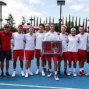 04/20/19 - Men's Tennis v UNLV - Senior Day