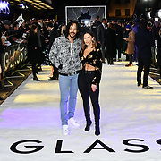 Shanie Ryan attends Premiere of M. Night Shyamalan's superhero thriller Glass, which follows Unbreakable and Split on 9 January 2019, London, UK.