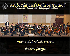 Milton High School Orchestra