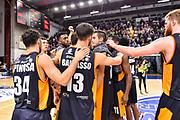 Team Virtus Roma<br /> Banco di Sardegna Dinamo Sassari - Virtus Roma<br /> Legabasket LBA Serie A 2019-2020<br /> Sassari, 02/11/2019<br /> Foto L.Canu / Ciamillo-Castoria