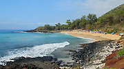 Makena Beach State Park, Little Beach, Nude beach, Maui, Hawaii