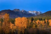 Bitterroot Mountains, Montana.