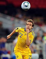 Fotball<br /> 06.06.2011<br /> Foto: Witters/Digitalsport<br /> NORWAY ONLY<br /> <br /> Marko Devic (Ukraine)<br /> Testspiel, Ukraine - Frankreich 1:4<br /> <br /> Testspiel, Ukraina v Frankrike 1:4