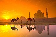 India-Uttar Pradesh-Agra & Fatehpur Sikri, Varanasi & Khajuraho