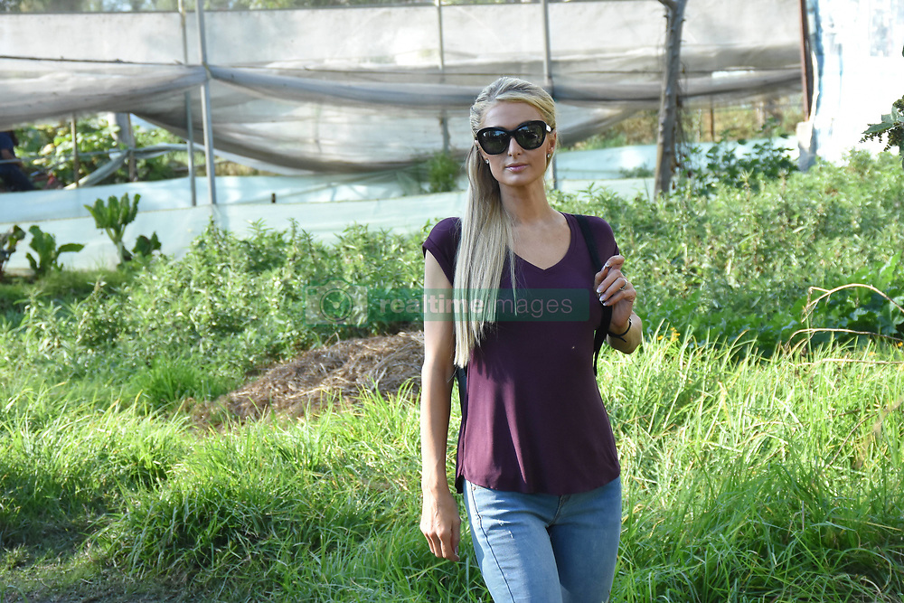 The Socialite Paris Hilton visited the community of San Gregorio she made a tour to verify the progress of housing in the areas affected by the earthquake on September 19. on November 12, 2018 in Xochimilco Mexico. Paris Hilton visit the most affected areas of Xochimilco by the earthquake on 2017 and made a donation of 330, 000 USD for the reconstruction of houses. 12 Nov 2018 Pictured: The Socialite Paris Hilton visited the community of San Gregorio she made a tour to verify the progress of housing in the areas affected by the earthquake on September 19. on November 12, 2018 in Xochimilco Mexico. Paris Hilton visit the most affected areas of Xochimilco by the earthquake on 2017 and made a donation of 350, 000 USD for the reconstruction of houses. Photo credit: Carlos Tischler / MEGA TheMegaAgency.com +1 888 505 6342