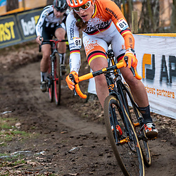 26-12-2019: Cycling: CX Worldcup: Heusden-Zolder: German national champion Elisabeth Brandau