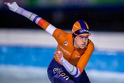 09-03-2018 NED: WK Schaatsen Allround, Amsterdam<br /> Ireen Wust NED