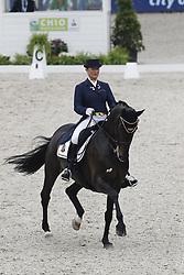 Fassaert Claudia (BEL) - Donnerfee<br /> CHIO Rotterdam 2012<br /> © Hippo Foto - Leanjo de Koster