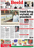 October 02, 2021 - AFRICA: Front-page: Today's Newspapers In Africa
