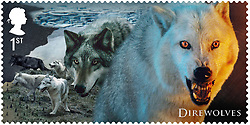 January 3, 2018 - The Royal Mail, the U.K.'s postal service, has issued a line of Game of Thrones postage stamps that include 10 characters. The stamps go on sale later this month. (Credit Image: © Royal Mail/Visual via ZUMA Press)