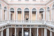 Venice, Palazzo Grassi. artist Luc Tuymans