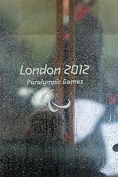 Baker Natasha (GBR) - Cabral<br /> Team Test - Grade II - Dressage <br /> London 2012 Paralympic Games<br /> © Hippo Foto - Jon Stroud