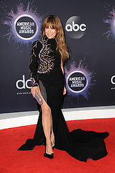 Paula Abdul at the 2019 American Music Awards held at the Microsoft Theater in Los Angeles, USA on November 24, 2019.